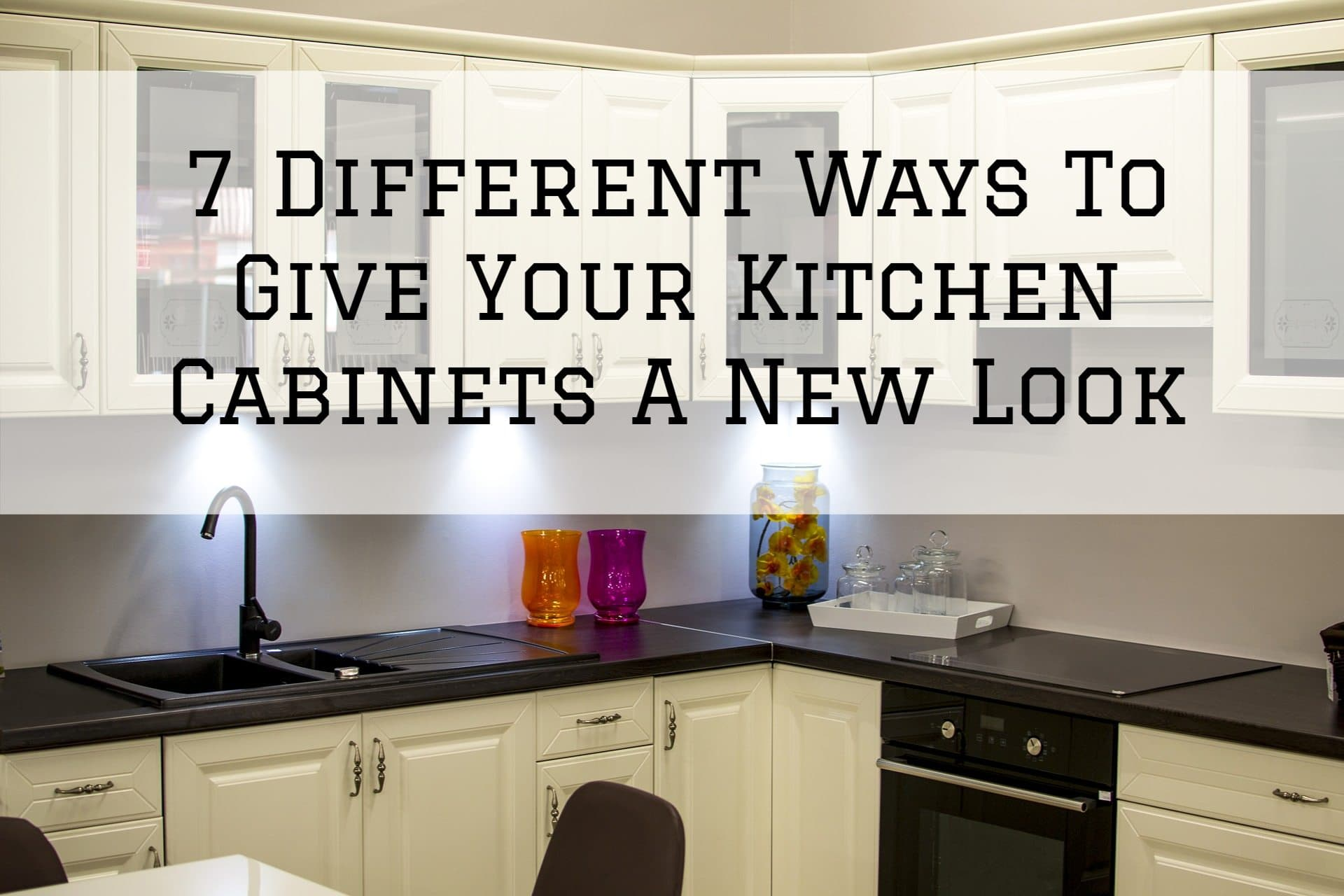 2020-09-21 Prestigious Painting Baton Rouge LA 7 Different Ways To Give Your Kitchen Cabinets